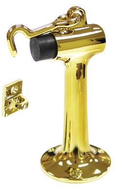 Deltana Solid Brass Door Stops And Magnetic Door Holders
