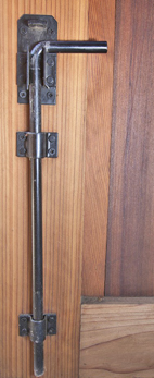 Heavy Duty Gate Hardware For Custom Gates