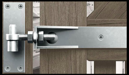Stainless Gate Hardware