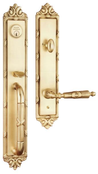 Hickory Hardware Period Brass Door Hardware