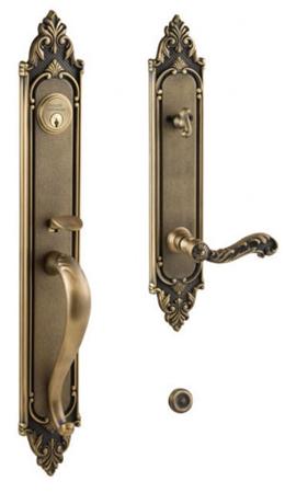 Hickory hardware / Period Brass door hardware